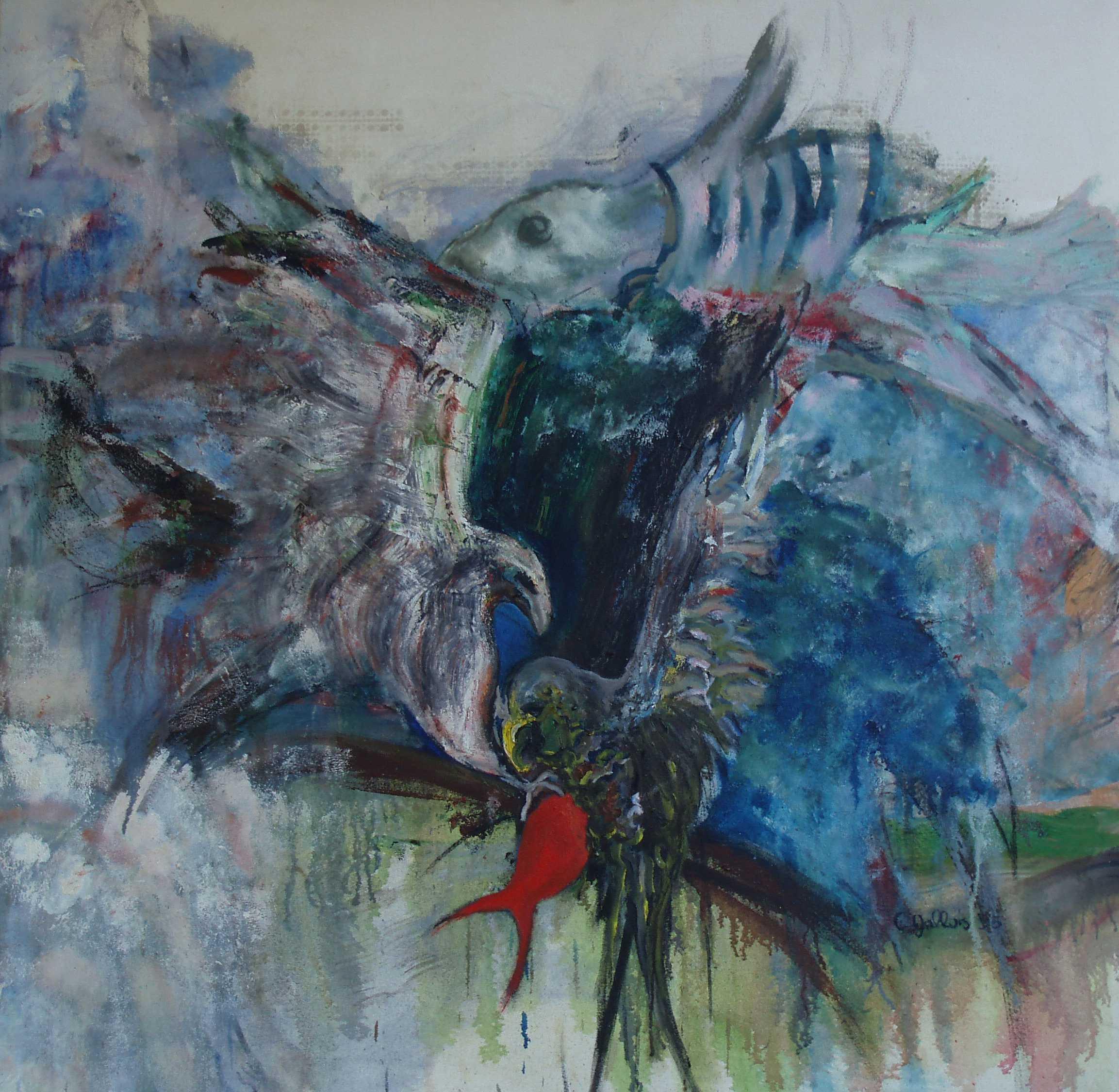 Paintings & Etchings