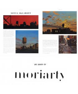 SKLAROFF in MORIARTY Magazine