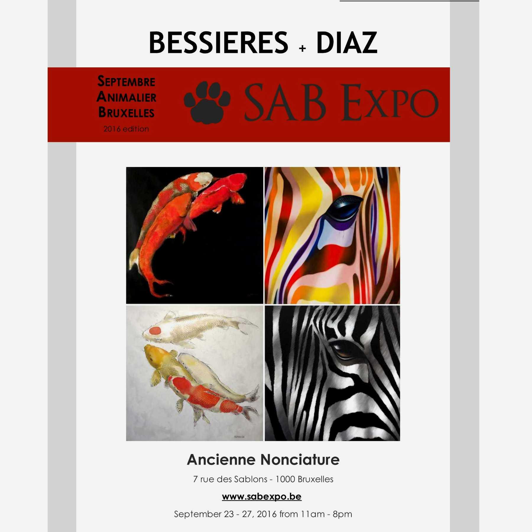 Bessières & Diaz at SAB