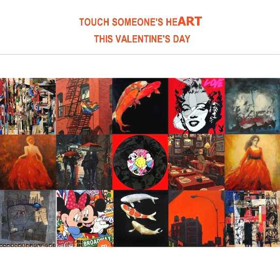 Touch someone-s heART
