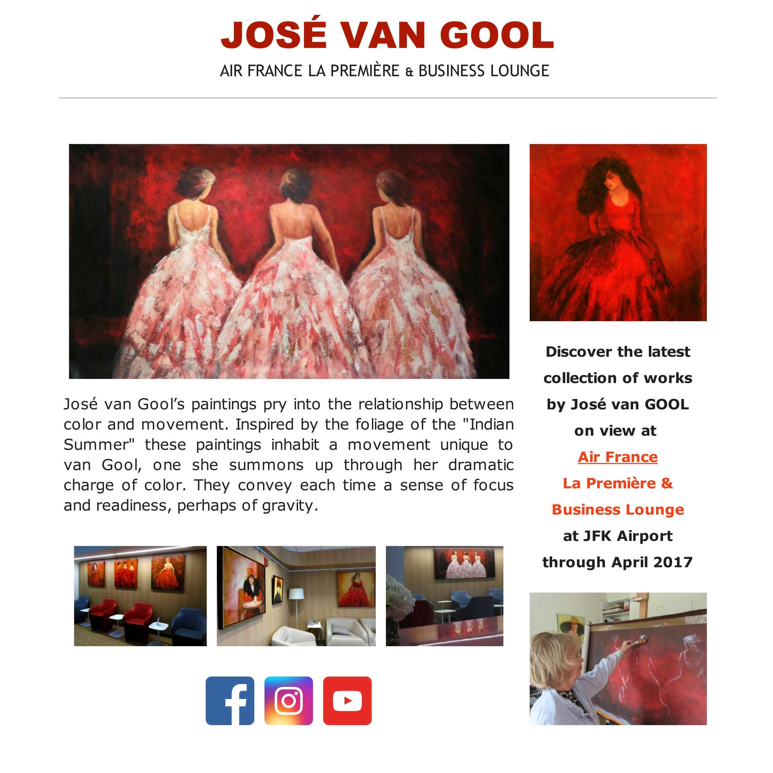 Van GOOL at Air France