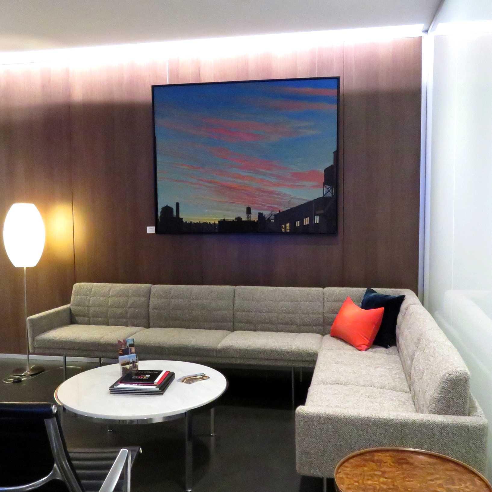 BOUDRO at Air France La Première & Business Lounge