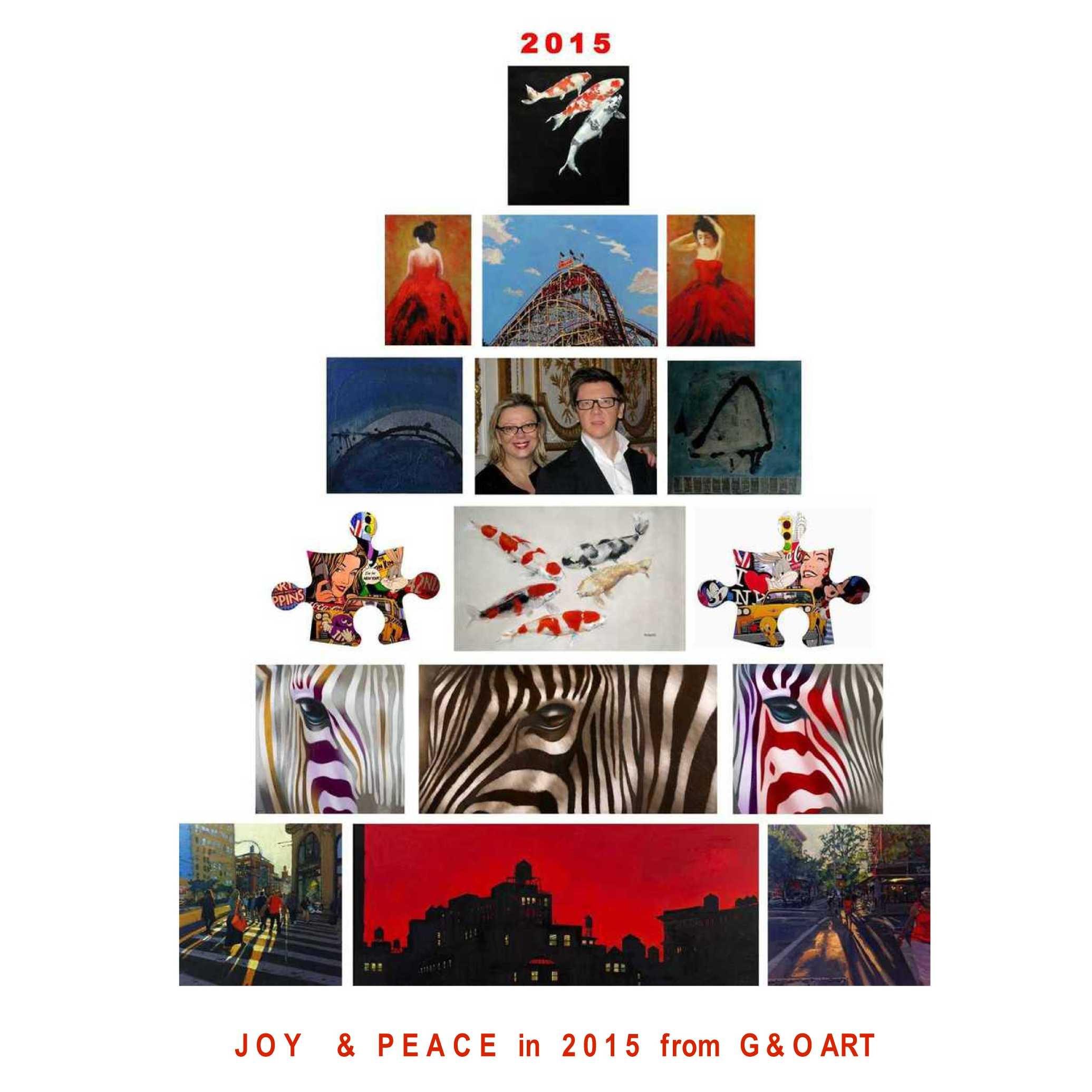 Joy and Peace 2015