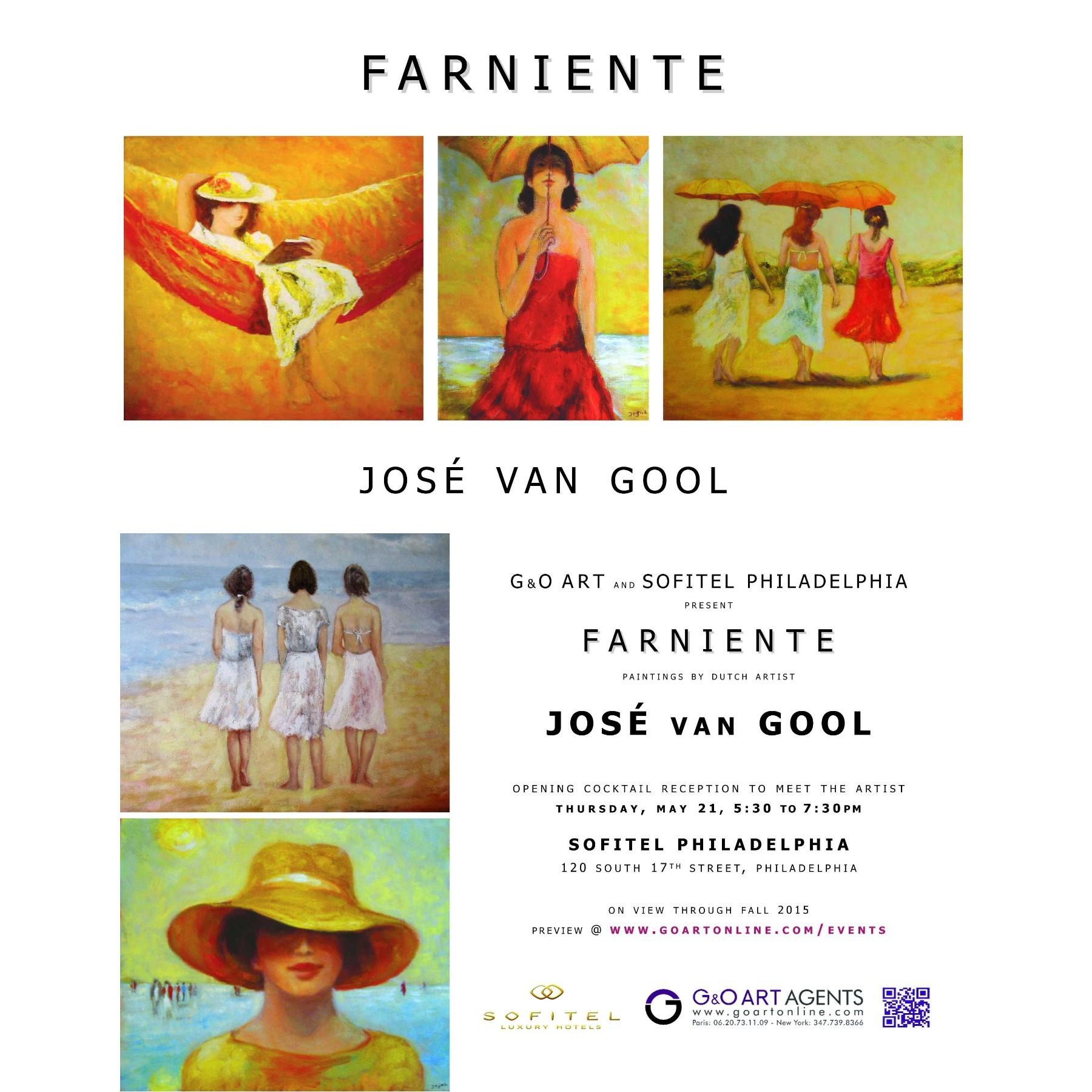 Van Gool at Sofitel