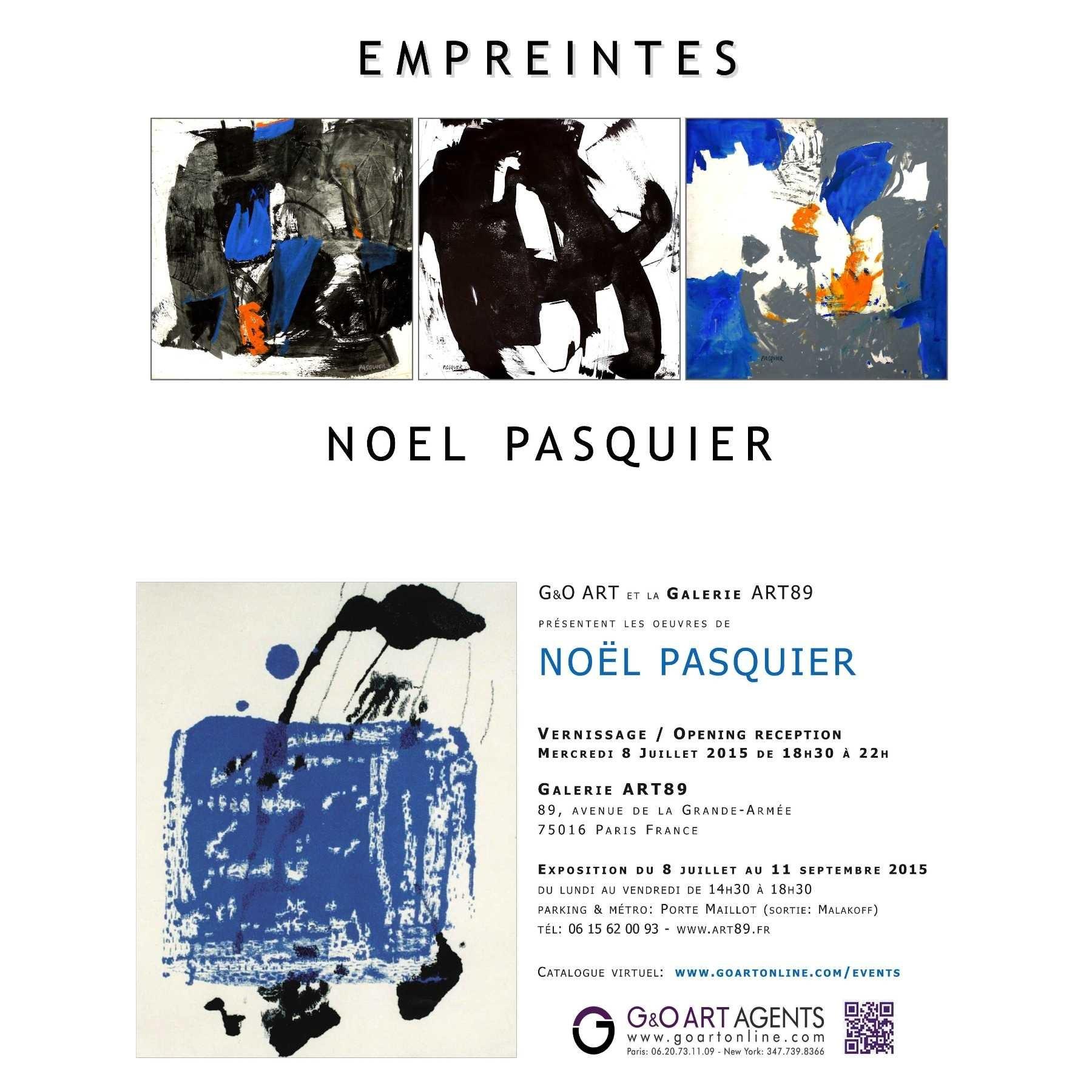 Pasquer at ART89