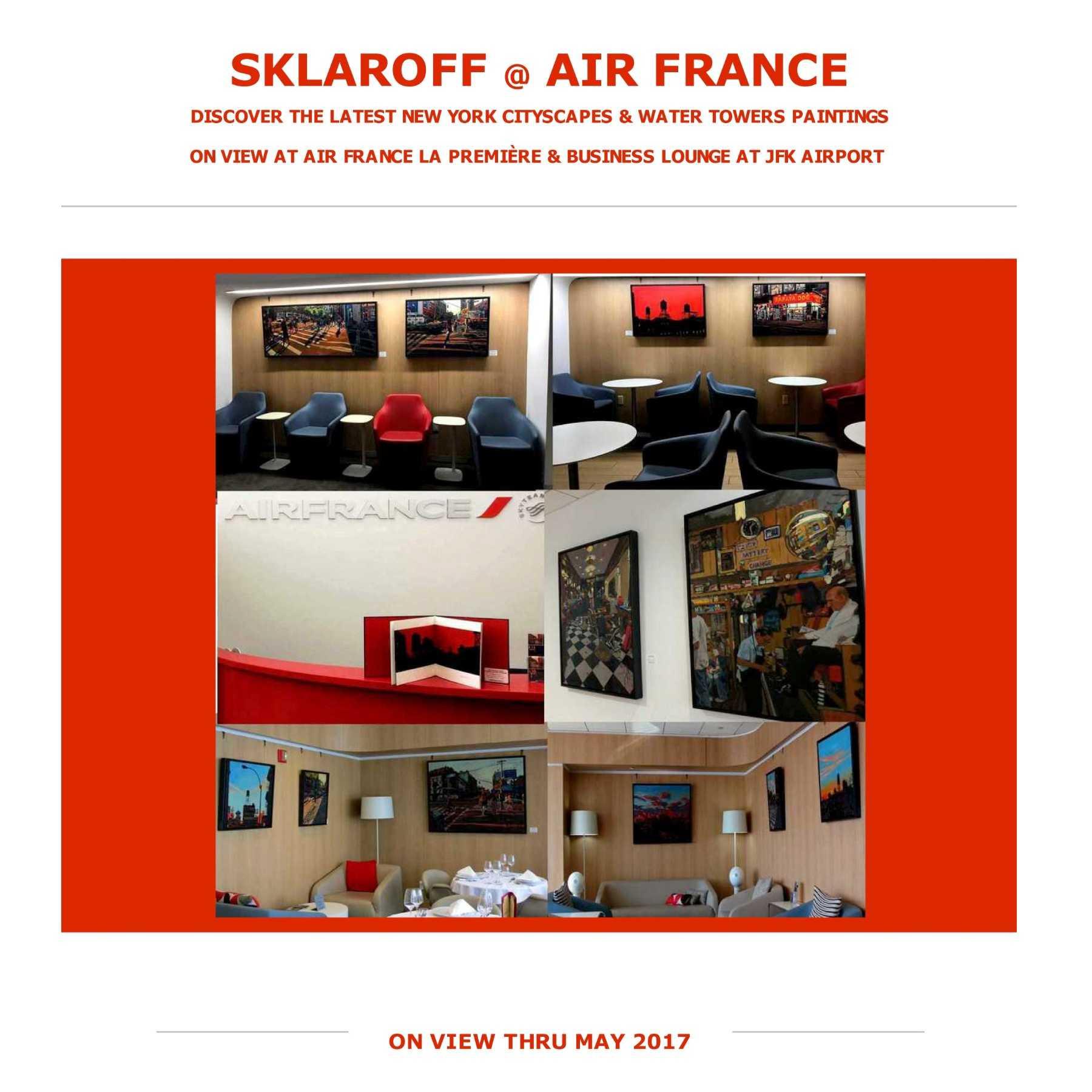 SKLAROFF at Air France