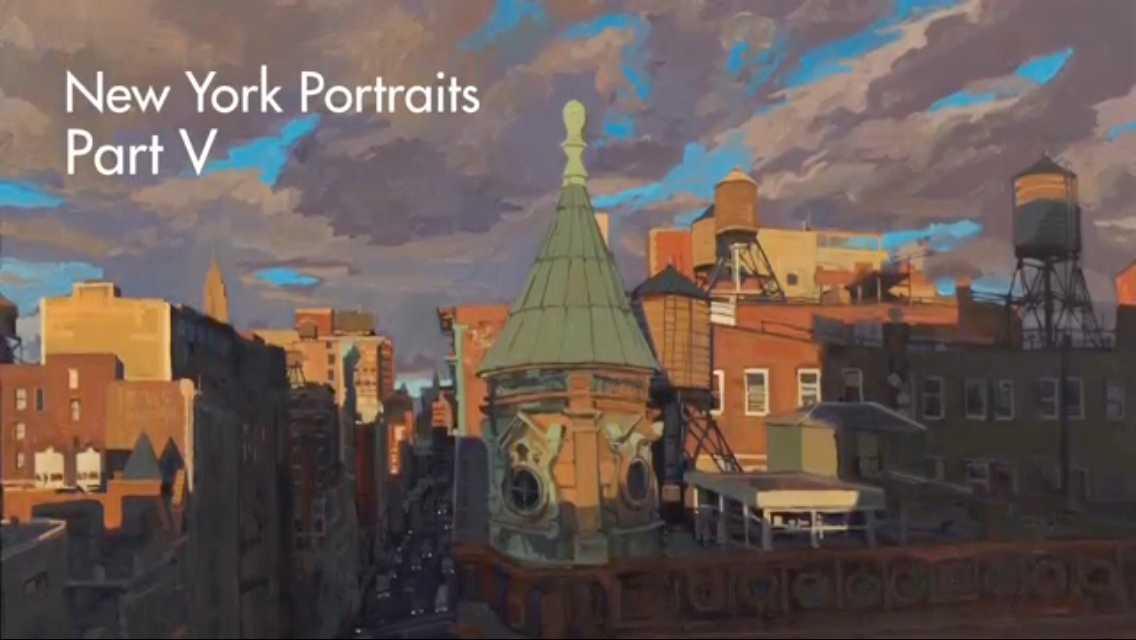 SKLAROFF: New York Portraits, part V